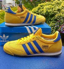Vintage 2012 Adidas Dragon Originals Raro Malmo C/W.. UK Size 7