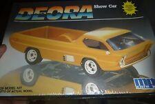 MPC DODGE DEORA SHOW CAR W/CAMPER 1/25 Model Car Mountan FS