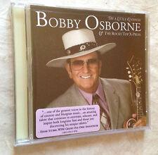BOBBY OSBORNE & THE ROCKY TOP X-PRESS CD TRY A LITTLE KINDNESS 11661-0552-2 2006