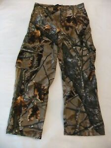 Outfitters Ridge Youth Large 10/12 Fusion 3-D Pants