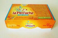Zucker La Perruche französischer Brauner natürlicher Rohrzucker Würfel 1Kg/1000g