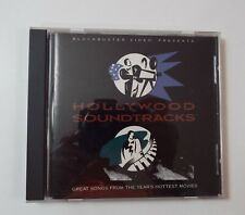 Hollywood  Soundtracks Music CD