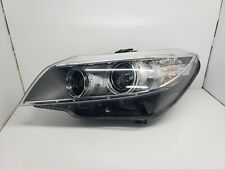 For BMW Genuine Headlight Front Left 63127348953 USED LENS AND HOUSING