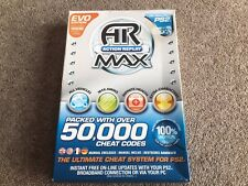 ACTION REPLAY MAX EVO EDITION with 16 MB FLASH DRIVE PS2 Very Rare
