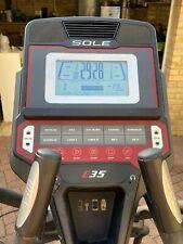 Sole E35 Elliptical Cross Trainer - Good Condition