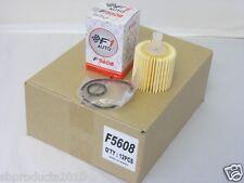 F5608 1 CASE OF 12 pcs TOYOTA LEXUS OIL FILTER CAMRY SIENNA HIGHLANDER RX350