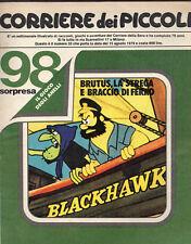 """""""CORRIERE DEI PICCOLI"""" - N°33 - 1979"""