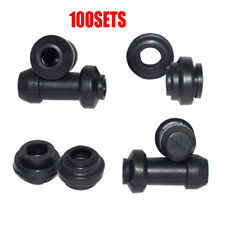 100 Sets Motorcycle Disc Brakes Under The Pump Dust Cover Sets Of Dust Caps