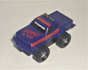 Schaper Stomper MINI FORD F-100  AAA-Battery Operated 4x4 WORKS! & VERY NICE!