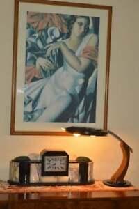 Retro vintage mid century office table lamp- FASE President-Madrid