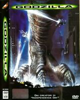 GODZILLA (1998) un film di Roland Emmerich - DVD EX NOLEGGIO COLUMBIA 1à STAMPA