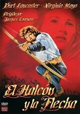 THE FLAME AND THE ARROW (1950 Burt Lancaster)  DVD - PAL Region 2 - New & sealed