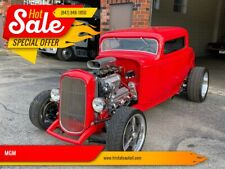 1932 Ford Other SUPERCHARGED HOT ROD 383 STROKER COLD AC NEW
