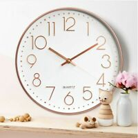 Clock Quartz Digital Wall Watches Minimalist Home Living Room Decorations Clocks