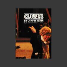Clowns par Michel Louis
