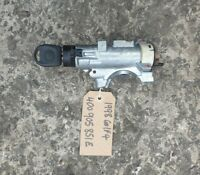 VW Golf Mk4 IGNITION STEERING LOCK HOUSING with BARREL and STANDARD KEY