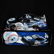 LA Dodgers MLB Lionel Racing Ford Fusion Diecast Model Car 1:24 HOTO Scale