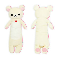 "San-X  Korilakkuma Plush Doll Long Body Pillow Cushion : 37"""