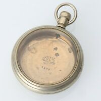 58MM CRESCENT PATENTED Pocket Watch Case 7679 Watchmakers Estate Parts