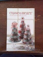 Close To My Heart Winter 2013 Idea Book
