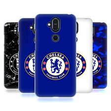 OFFICIAL CHELSEA FOOTBALL CLUB CREST HARD BACK CASE FOR NOKIA PHONES 1