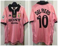 Maglia/Shirt/Camiseta DEL PIERO 100 years CENTENARIO FC JUVENTUS L