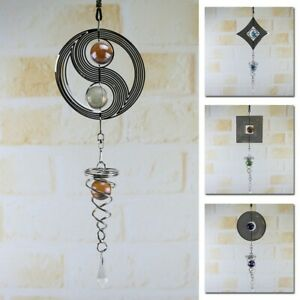 Japanese Style Mental Wind Chimes Bell Garden Yard Hanging DIY Decor Ornament