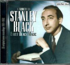 Stanley Black Early Black Magic Atribute to Stanley Black BRAND  NEW SEALED CD