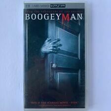 The Boogeyman (for Sony PlayStation PSP - UMD, 2005, Universal Media Disc)