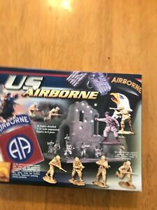 OOP Conte WWII US Airborne Set #1 complete in box