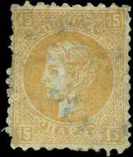 Serbia Scott #19 Used