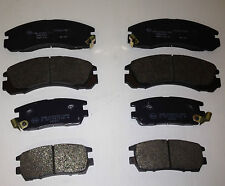 MITSUBISHI SHOGUN PAJERO Front and Rear Brake Pads 2.8TD 1993-2000
