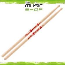 3x Pairs of Promark Shira Kashi Oak 515 Joey Jordison Drumsticks with Wood Tips