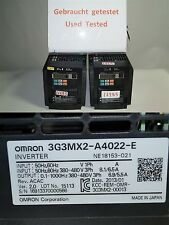 OMRON MX2 INVERTER 3G3MX2-A4022-E Convertitore di frequenza 2,2 KW