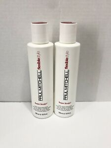 •PACK OF 2 NEW• Paul Mitchell Flexible Style Super Sculpt 8.5 oz Styling Glaze