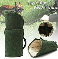 More details for dog bite sleeve agility training arm protection young dog tug biting suit handle