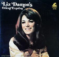 LIZ DAMON'S ORIENT EXPRESS - MAKAHA LP - 1ST PRESS, ORIG. LBL - HAWAIIAN - 1970