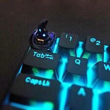 Witch Hat LED Keycap Handmade Resin Custom Artisan