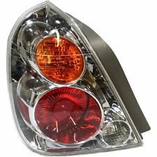 Tail Light for 2002-2004 Nissan Altima Driver Side