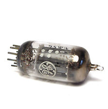 General Electric 5965 / E180CC Röhre, Audio Preamp Twin Triode Tube