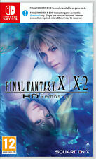 Final Fantasy X / X-2 HD Remaster (Switch) BRAND NEW AND SEALED - IN STOCK