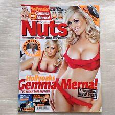 Nuts April 2009 Gemma Merna Lucy Pinder
