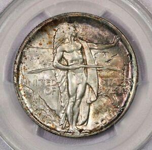 1926-S 1926 Oregon silver Commemorative half dollar 50c PCGS MS66 Pretty!