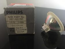 Projector bulb lamp  NCR  007-401270117.7V 110W - New & Excellent condition