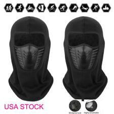 Balaclava Full Face Mask Motorcycle Windproof Ski Anti Fog Outdoor Winter Sport