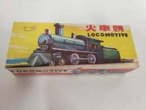 Vintage Friction Powered Locomotive  MF 712