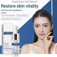 15ML HYALURONIC ACID 100% Natural Firming Collagen Strong Anti Wrinkle Serum