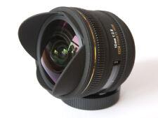 Sigma 10mm F2.8 EX DC HSM Fisheye Lens - Canon Mount