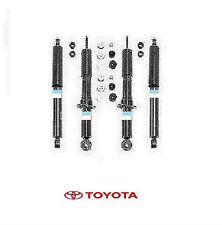 Genuine Toyota 1999 4Runner Front Struts & Rear Shocks Strut Set OEM OE