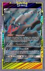 Darkrai GX Full Art-SL3:Ombres Ardentes-139/147-Carte Pokemon Neuve Française
